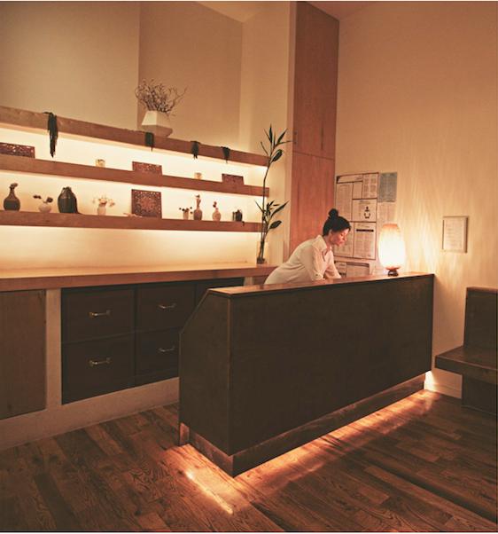 Reception at Massage Williamsburg