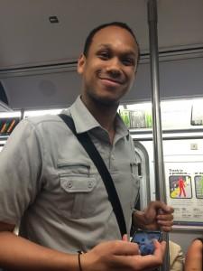 Brandon from Astoria, NY