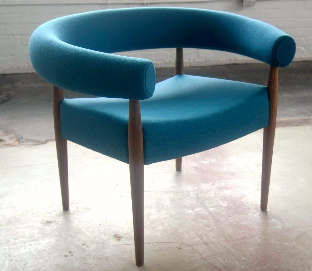 Superbe Nanna U0026 Jorgen Ditzel Ring Chair