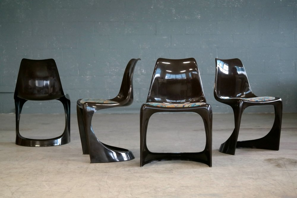 1960s Vintage Steen Østergaard for Poul Cadovius Danish Plastic Dining Chairs - Set of 4 https://www.chairish.com/collection/nate-berkus?page=3