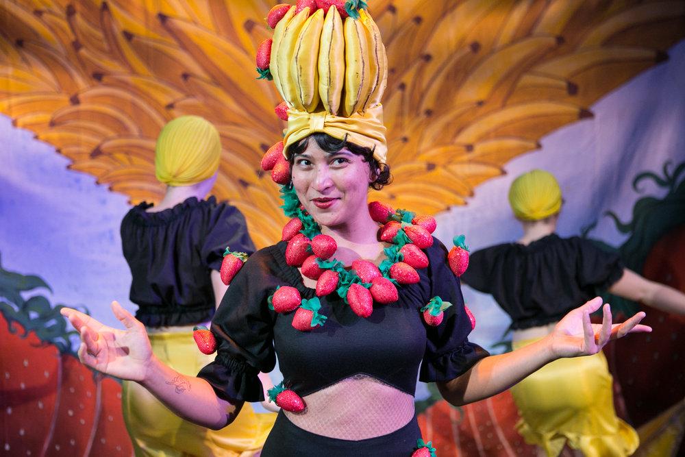Gimme A Band, Gimme A Banana! The Carmen Miranda Story