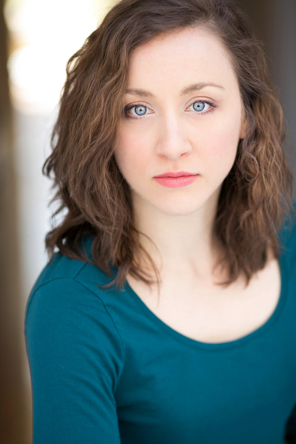 ACACIA DANIELSON (Worker)   Pointless:  Imogen  (Pisanio). Other:  Antony & Cleopatra  (Iras/Octavia/Charmian u/s, Folger Theater),  Barefoot in the Park  (Corie/SecondStory Repertory),  Much Ado About Nothing  (Hero/GreenStage). Despair is not the end of the story.