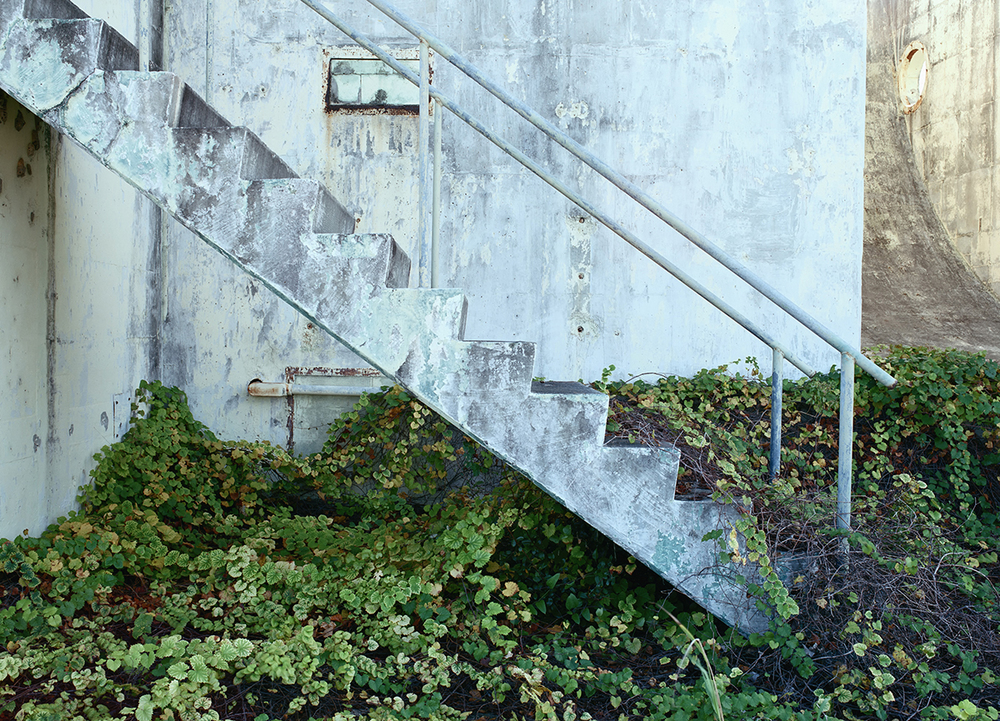 Stairway,  Navaho Launch Complex 9