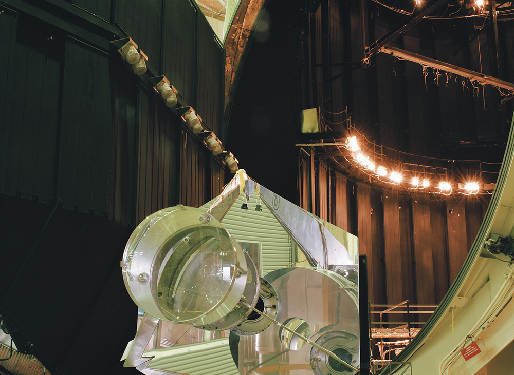 Solar Simulator and 120-Foot Vacuum Chamber A