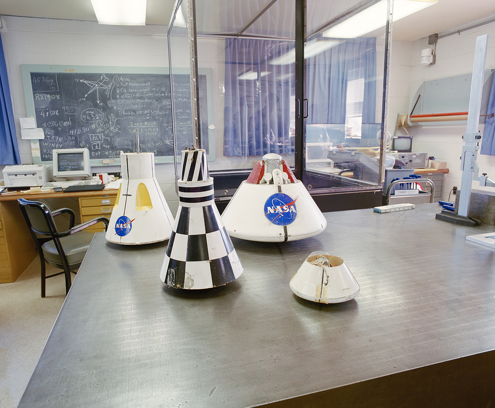 Gemini, Mercury, and Apollo Test Models