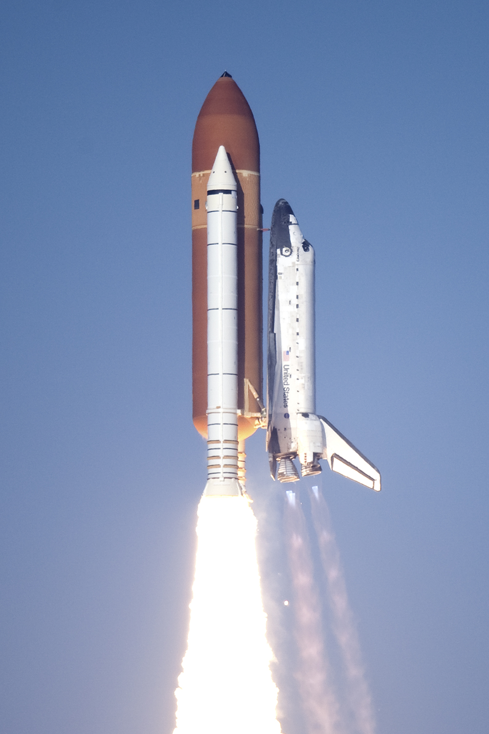 Space Shuttle Discovery Launch, STS-133