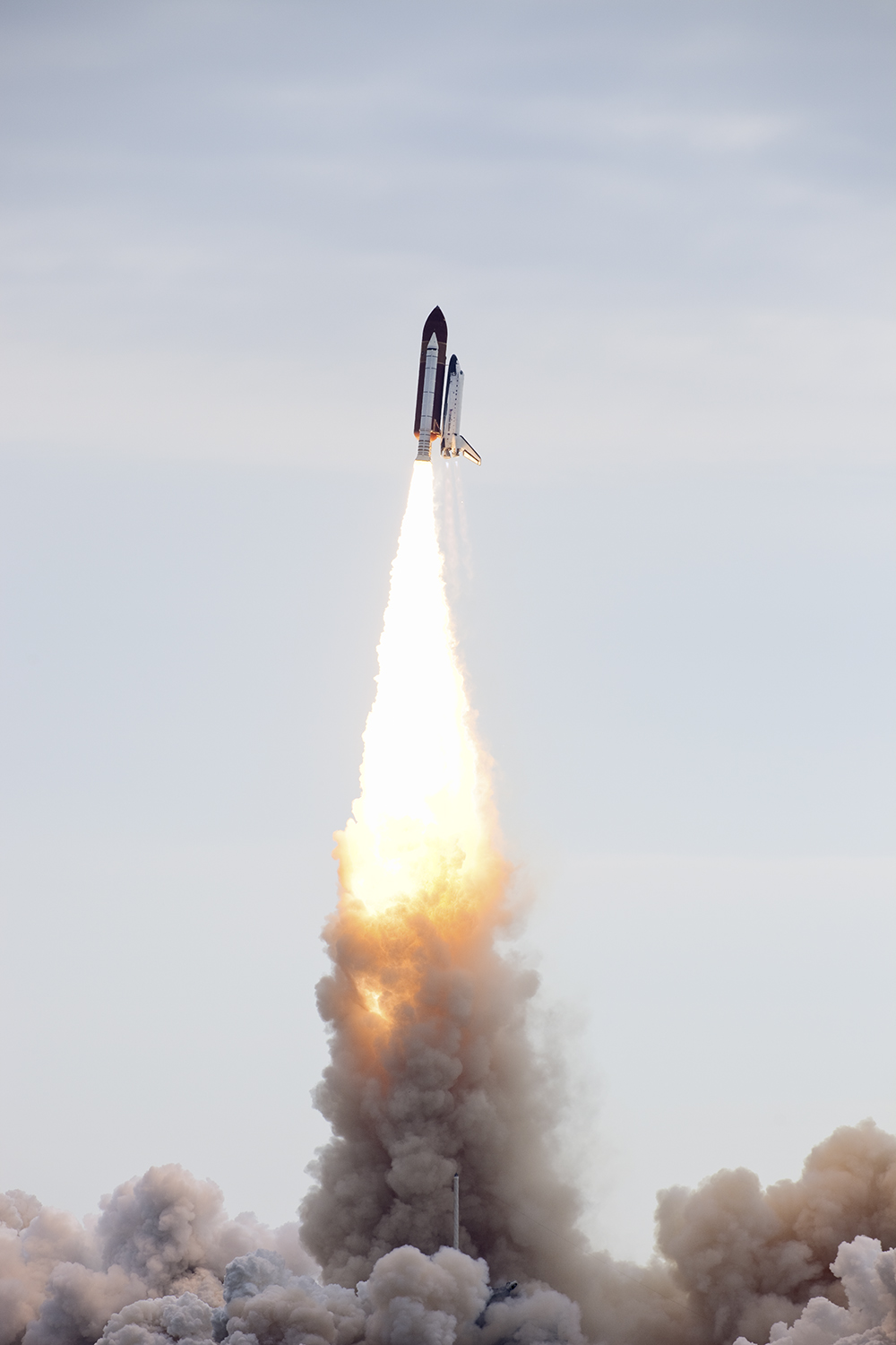 STS-134 Launch, Space Shuttle Endeavour