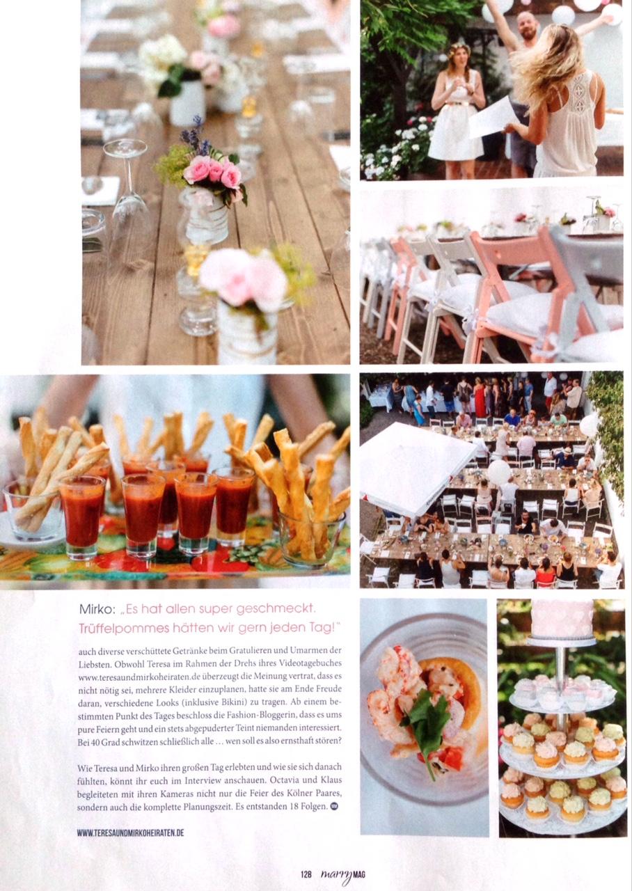 marryMag 4/2015 Ausgabe #8