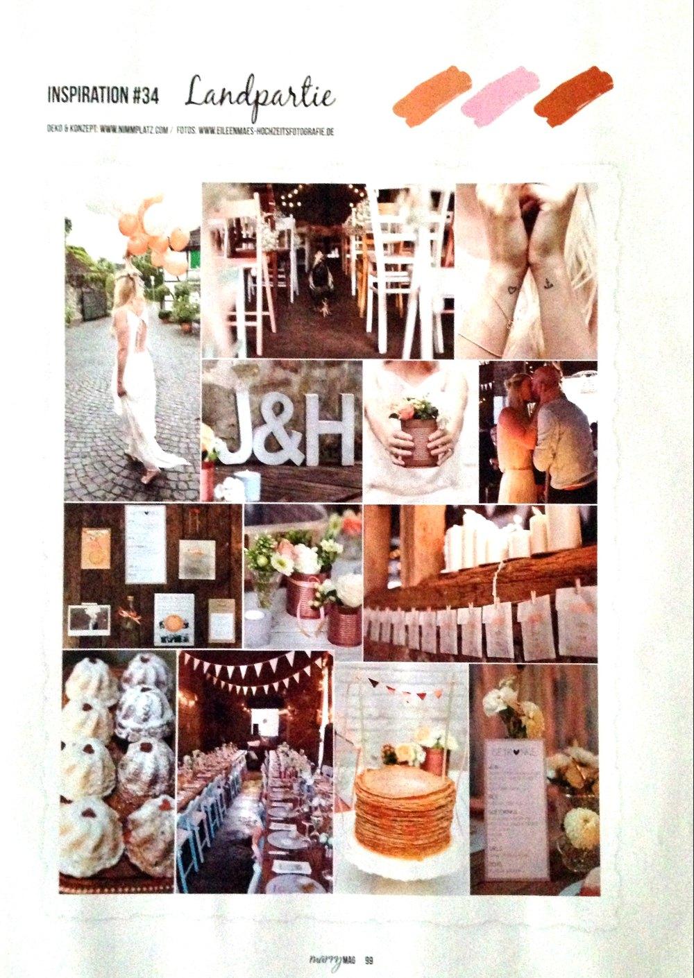 marryMag 1/2016 Ausgabe #9