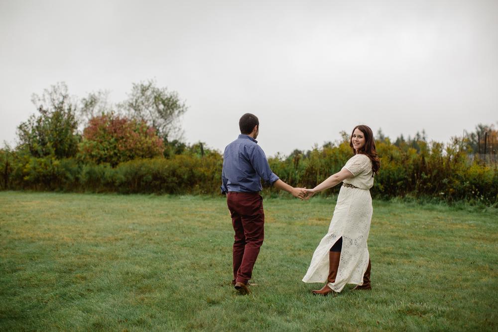 Scranton Wedding Photographers Fall Engagement Session Jordan DeNike-5.jpg