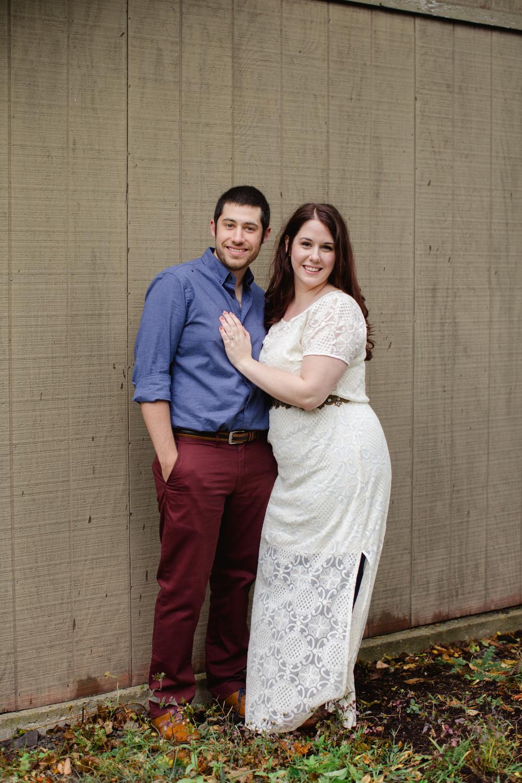 Scranton Wedding Photographers Fall Engagement Session Jordan DeNike-33.jpg