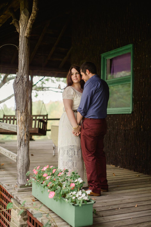 Scranton Wedding Photographers Fall Engagement Session Jordan DeNike-37.jpg
