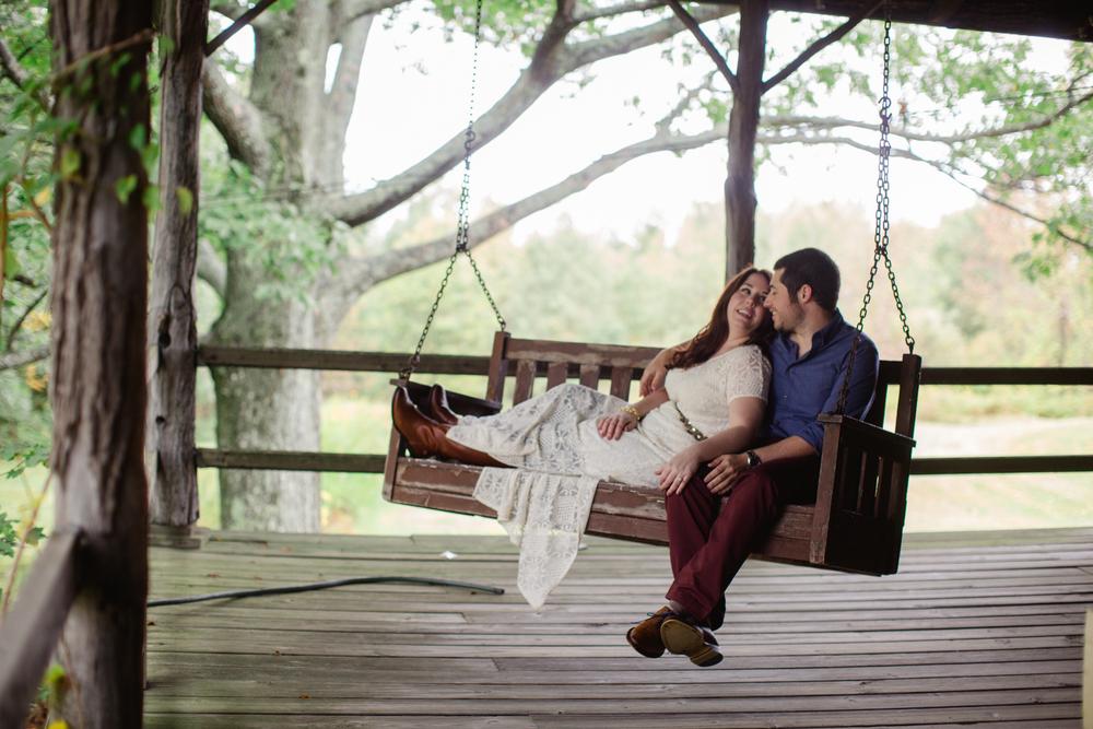 Scranton Wedding Photographers Fall Engagement Session Jordan DeNike-44.jpg