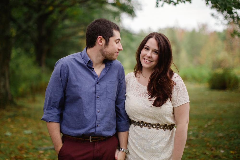 Scranton Wedding Photographers Fall Engagement Session Jordan DeNike-71.jpg
