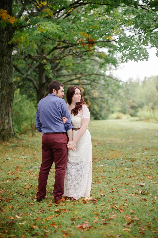Scranton Wedding Photographers Fall Engagement Session Jordan DeNike-79.jpg