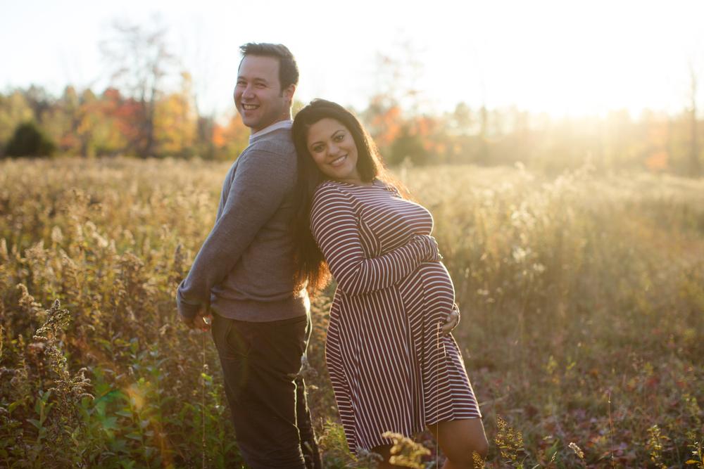 Scranton Photographers Maternity Session