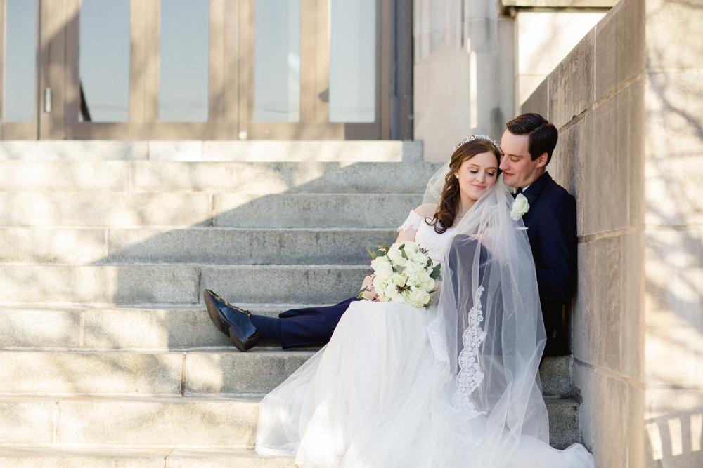 Scranton Cultural Center Wedding Photos