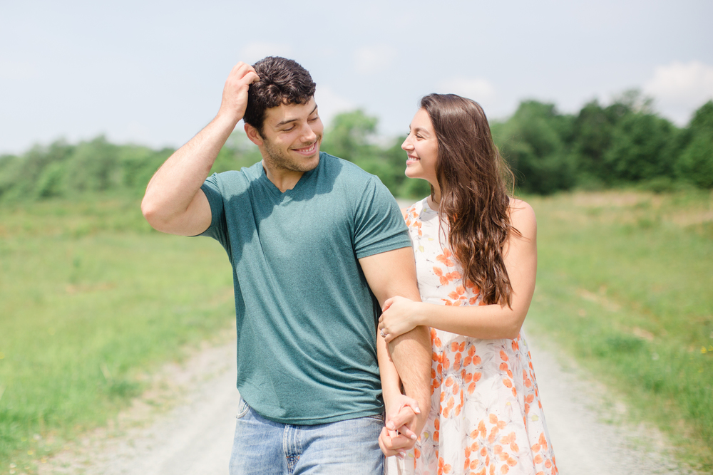 Scranton PA Engagement Photographers Jordan DeNike