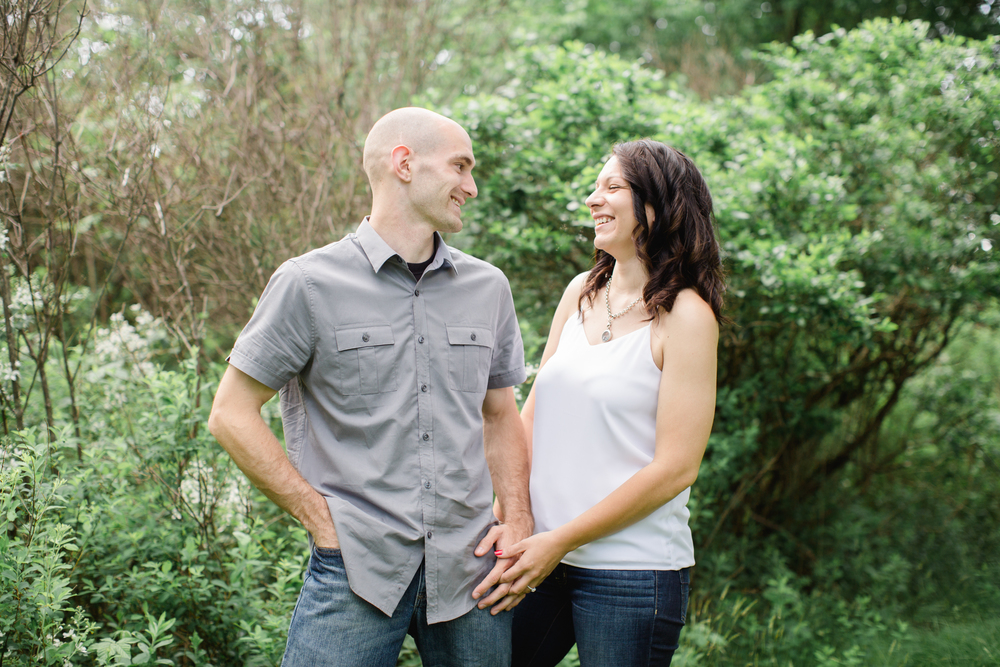Scranton PA Engagement Session Photographers