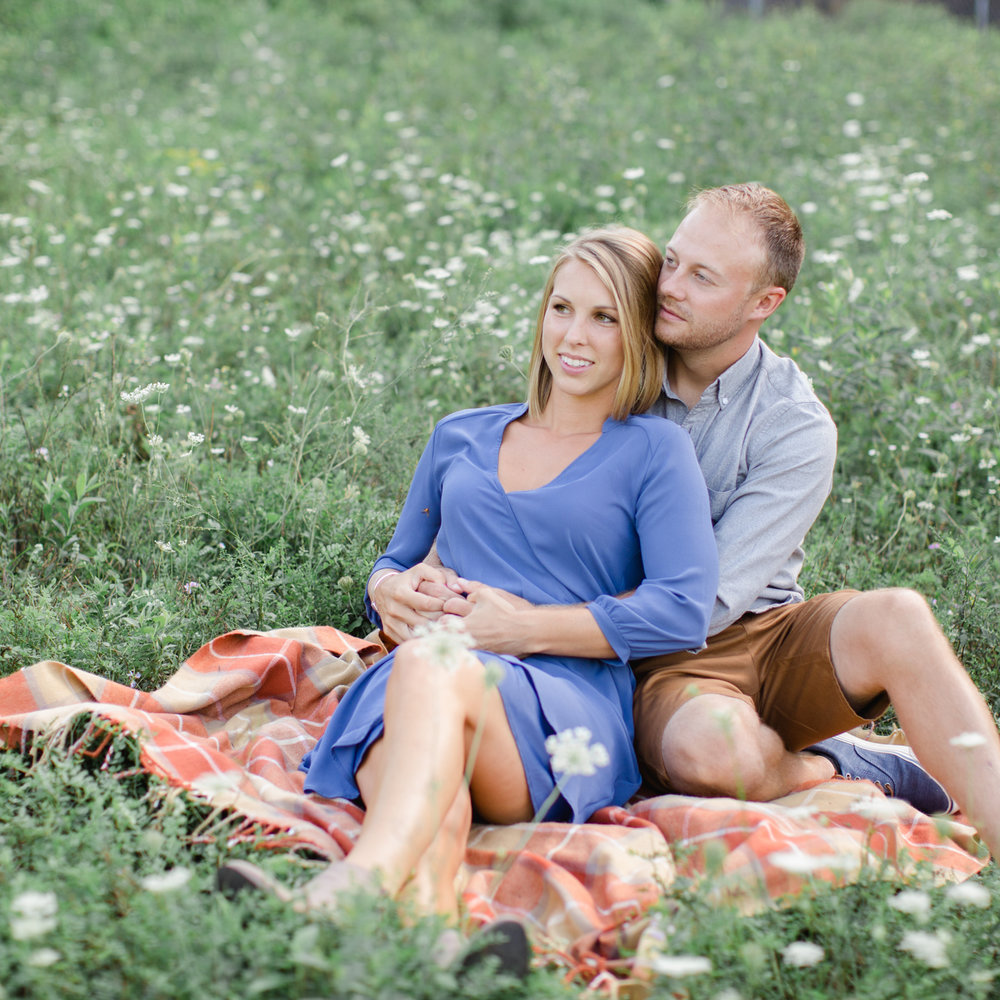 Summer Engagement | Scranton, PA