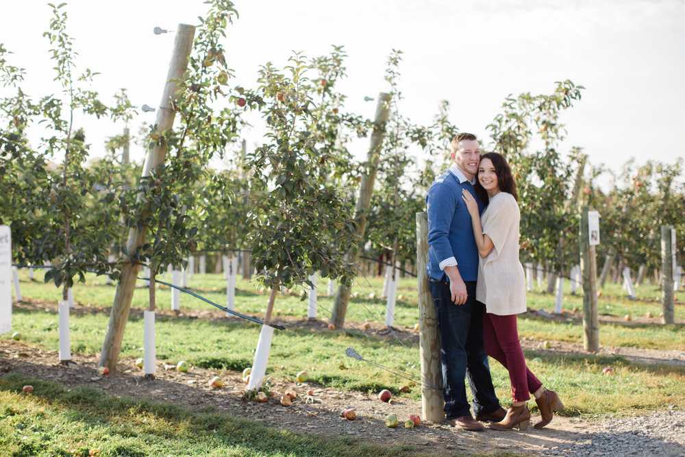 Scranton PA Wedding Photographers Fall Apple Orchard Engagement Session CM_JDP-1873.jpg