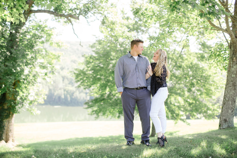 Scranton PA Summer Engagement Session PhotosMF_JDP-8.jpg