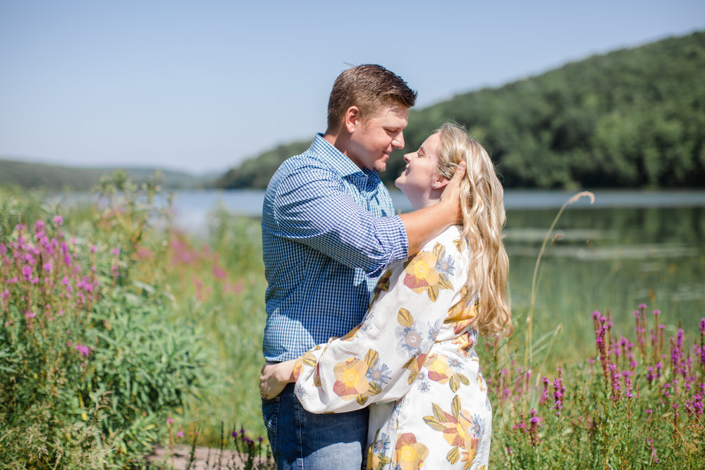 Scranton PA Summer Engagement Session PhotosMF_JDP-24.jpg