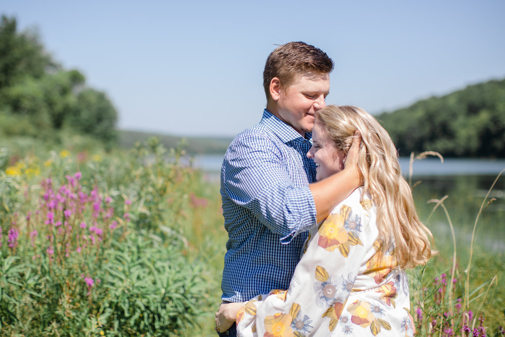 Scranton PA Summer Engagement Session PhotosMF_JDP-25.jpg