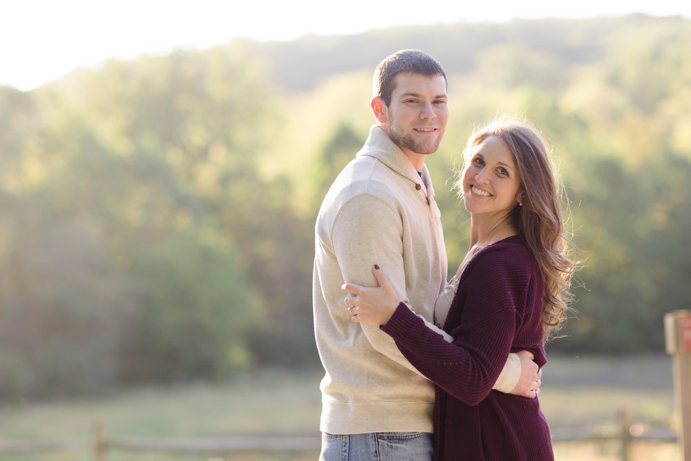 Valley Forge National Park Philly Scranton PA Fall Engagement Session Photos_JDP-49.jpg