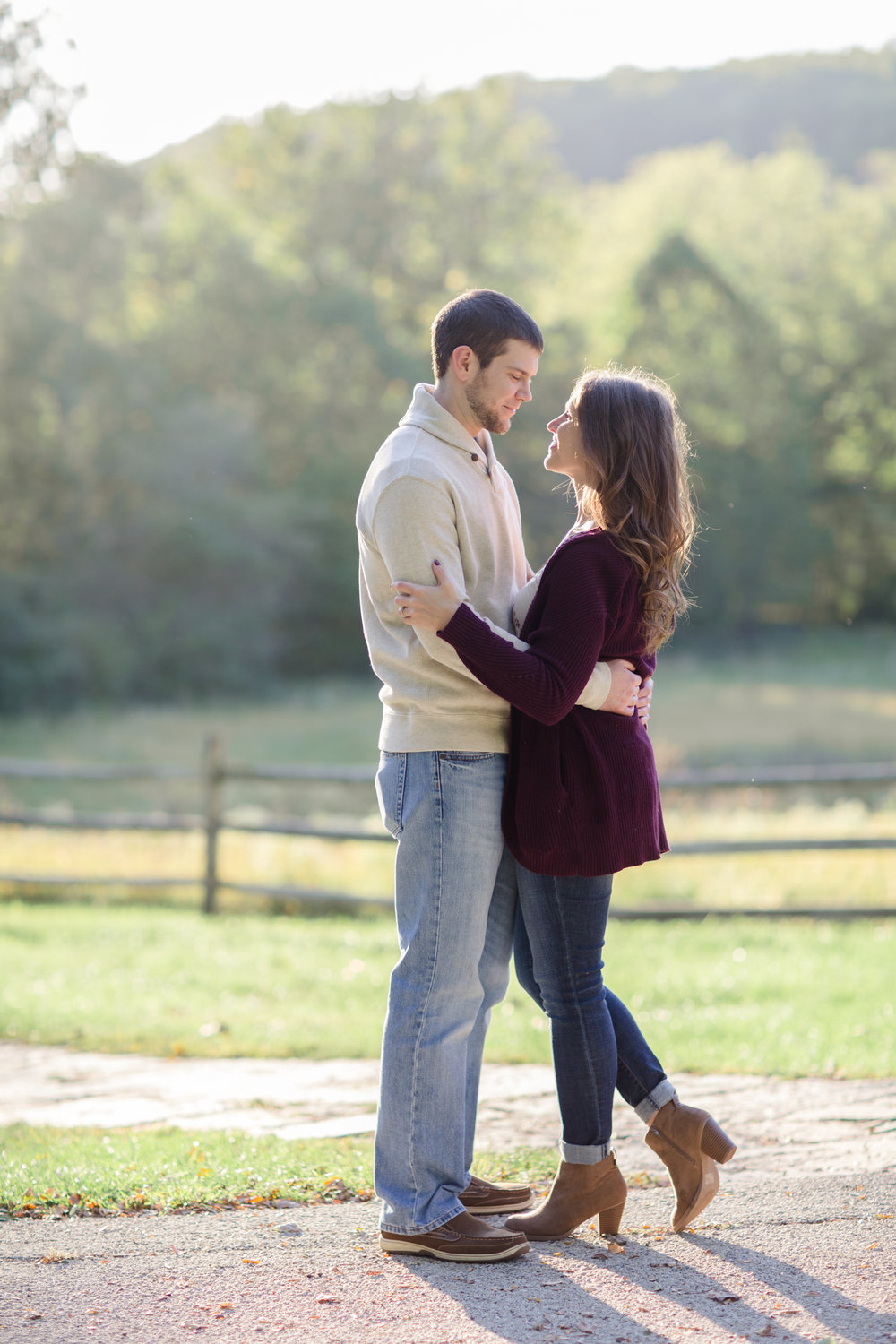 Valley Forge National Park Philly Scranton PA Fall Engagement Session Photos_JDP-50.jpg