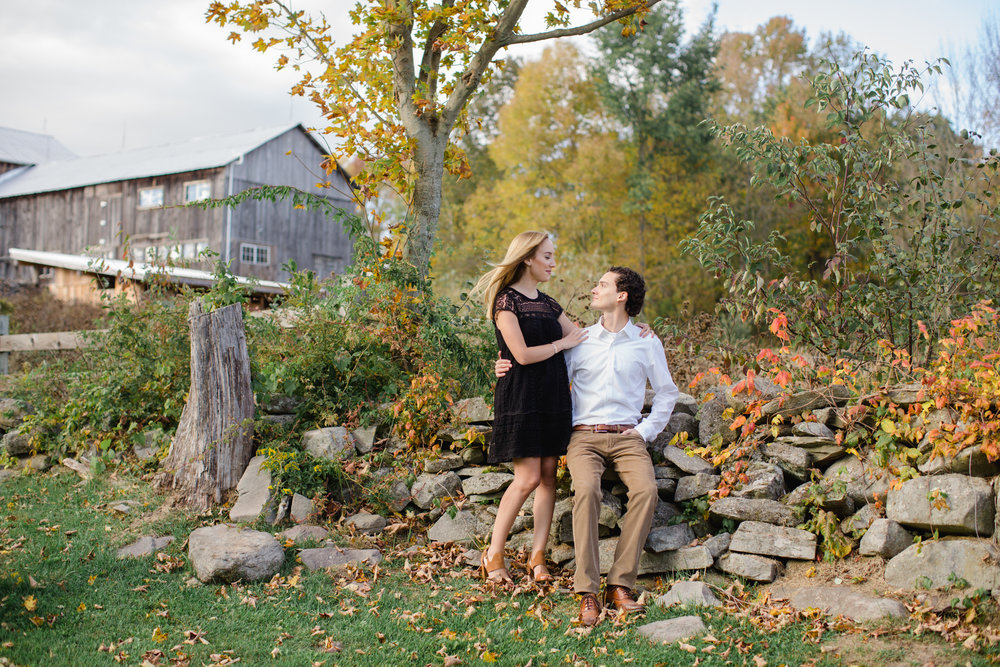Scranton PA Wedding Photographers Fox Hill Farm Wedding Photos Fall Engagement Session_JDP-8.jpg