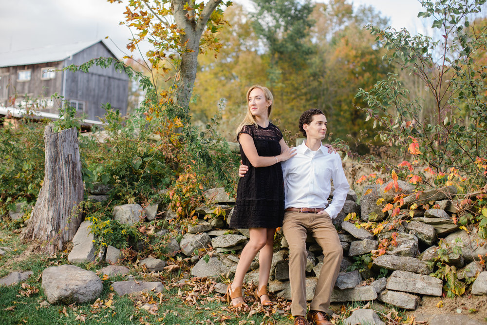 Scranton PA Wedding Photographers Fox Hill Farm Wedding Photos Fall Engagement Session_JDP-9.jpg