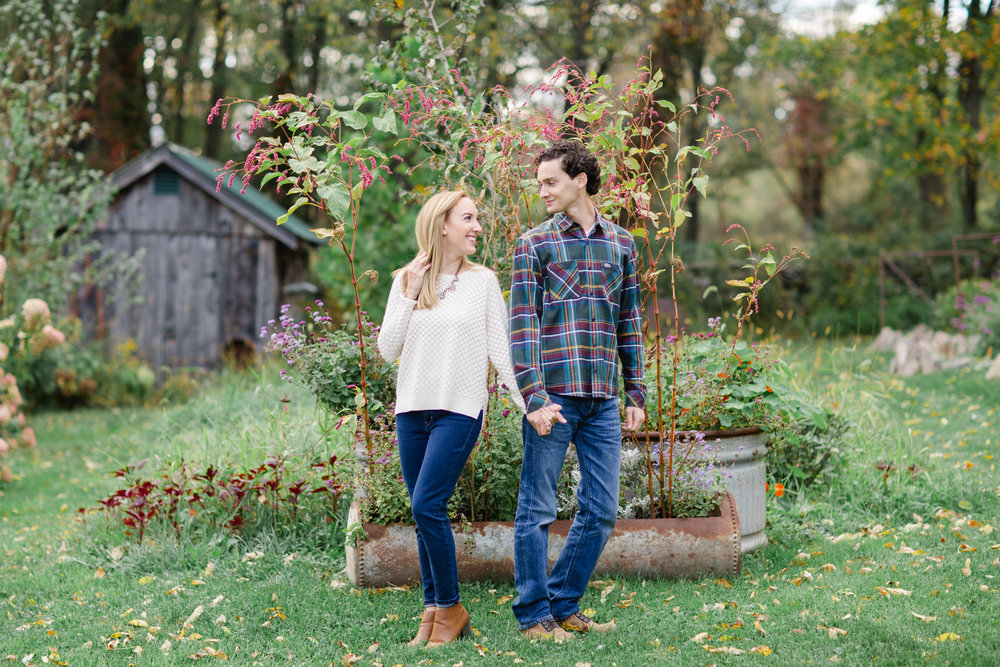 Scranton PA Wedding Photographers Fox Hill Farm Wedding Photos Fall Engagement Session_JDP-46.jpg