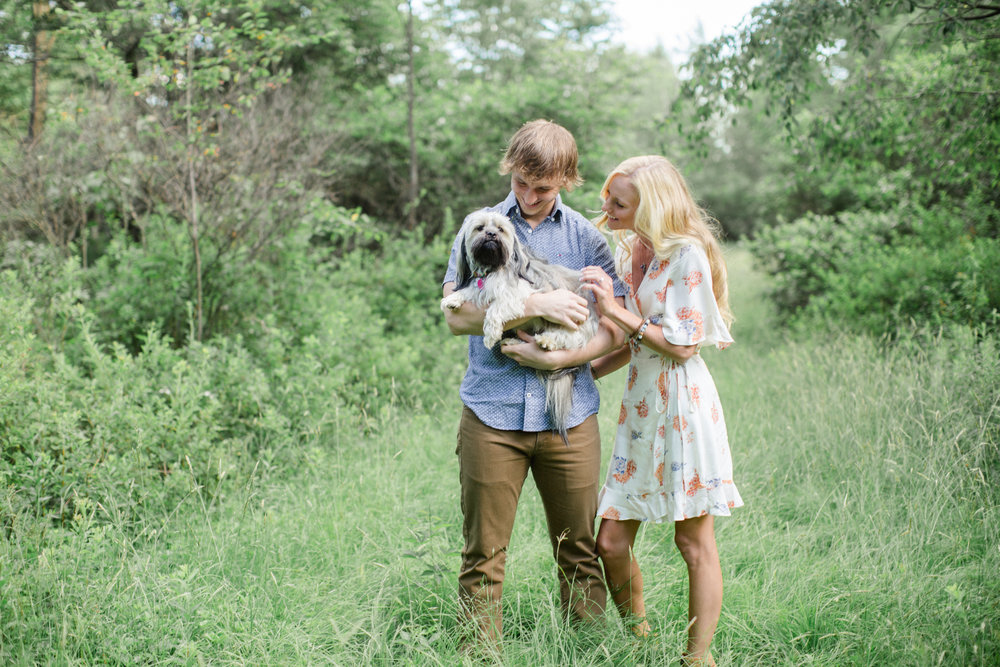 Scranton PA Wedding Photographers Rustic Country Engagement Session Photos_JDP-1.jpg
