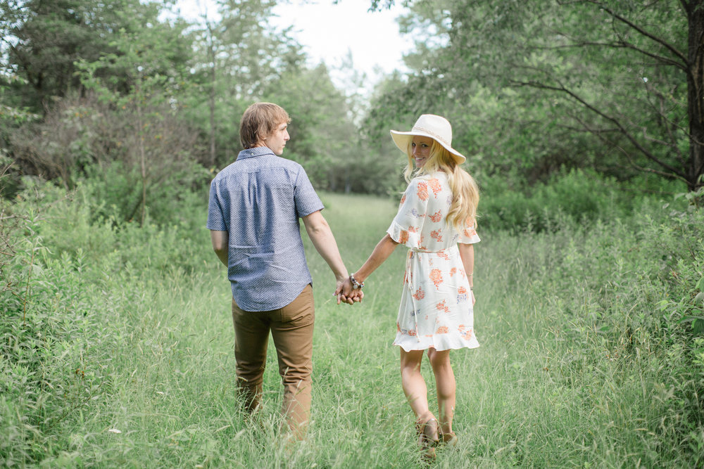 Scranton PA Wedding Photographers Rustic Country Engagement Session Photos_JDP-4.jpg