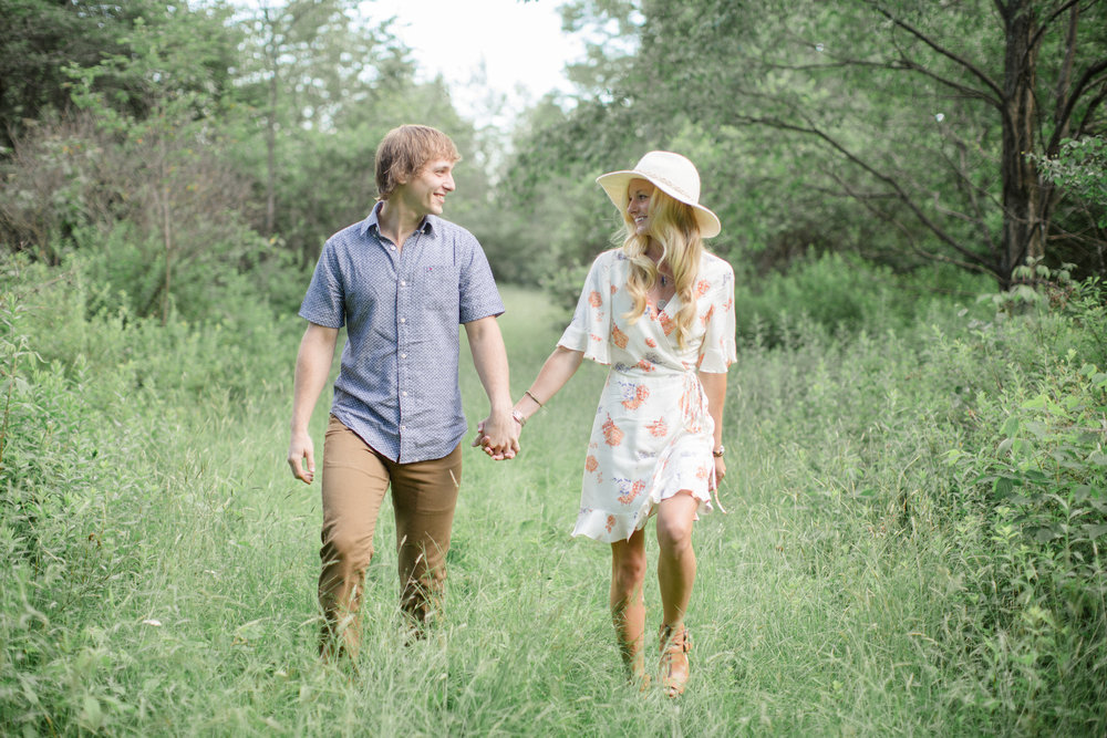 Scranton PA Wedding Photographers Rustic Country Engagement Session Photos_JDP-5.jpg