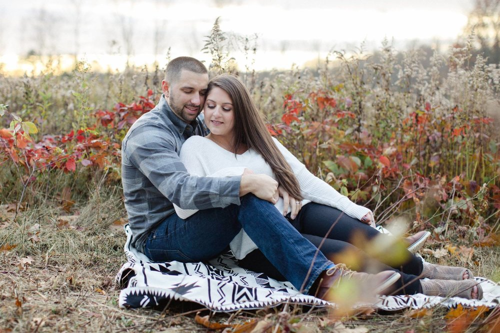 Moffat Estste Moscow PA Fall Engagement Session Photos_8.jpg