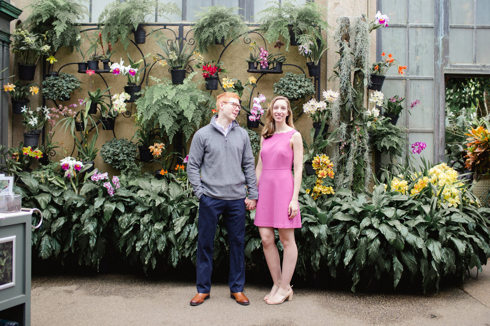 Longwood Gardens Engagement Session Photos Jordan DeNike_JDP-25.jpg
