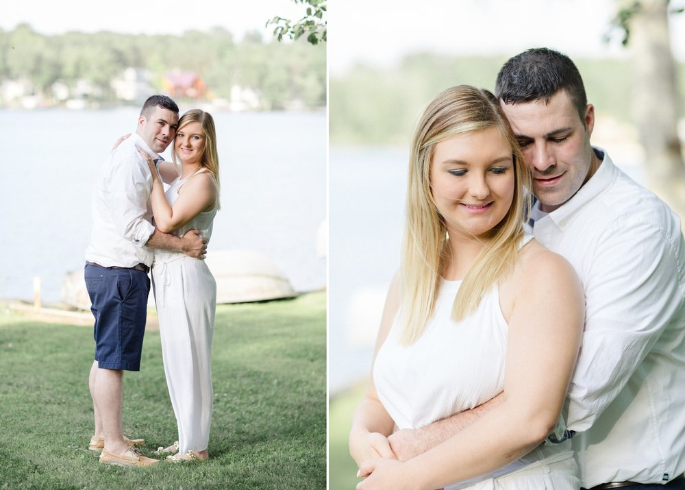 Crystal Lake Scranton PA Summer Engagement Session_0007.jpg