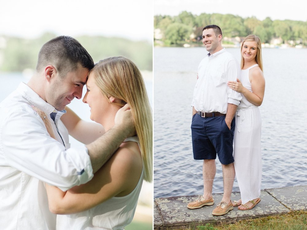 Crystal Lake Scranton PA Summer Engagement Session_0023.jpg