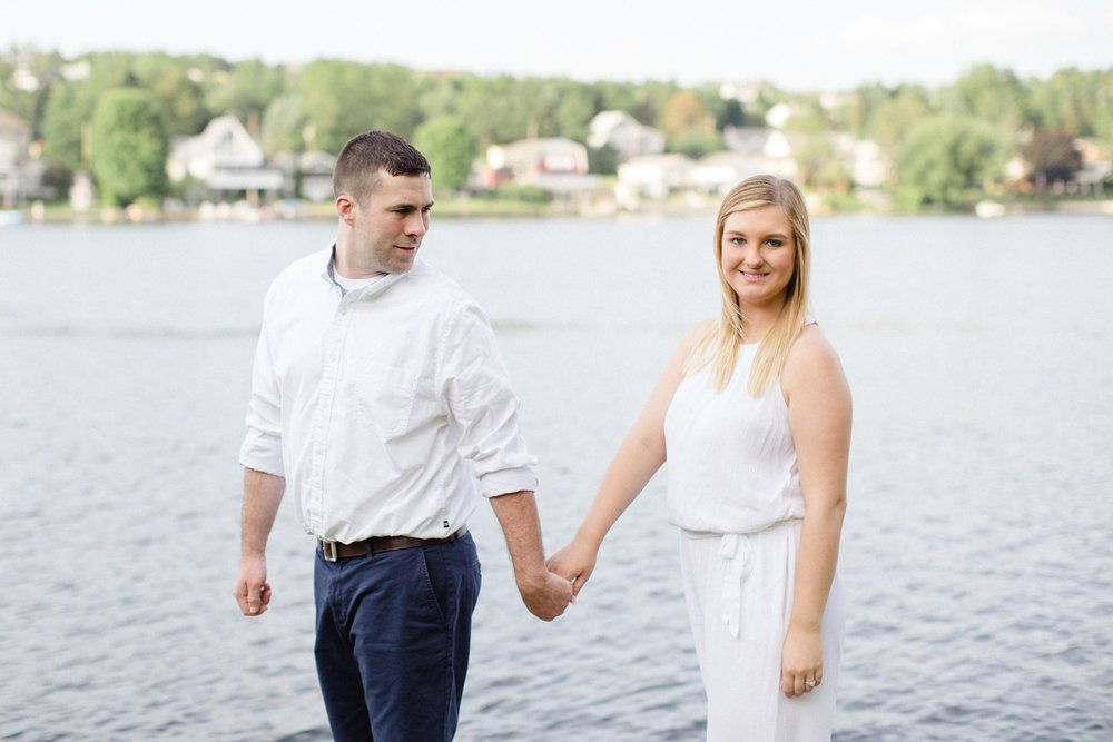 Crystal Lake Scranton PA Summer Engagement Session_0024.jpg