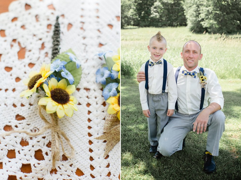 Scranton PA Wedding Photographers Sunflower Wedding Photos_0025.jpg