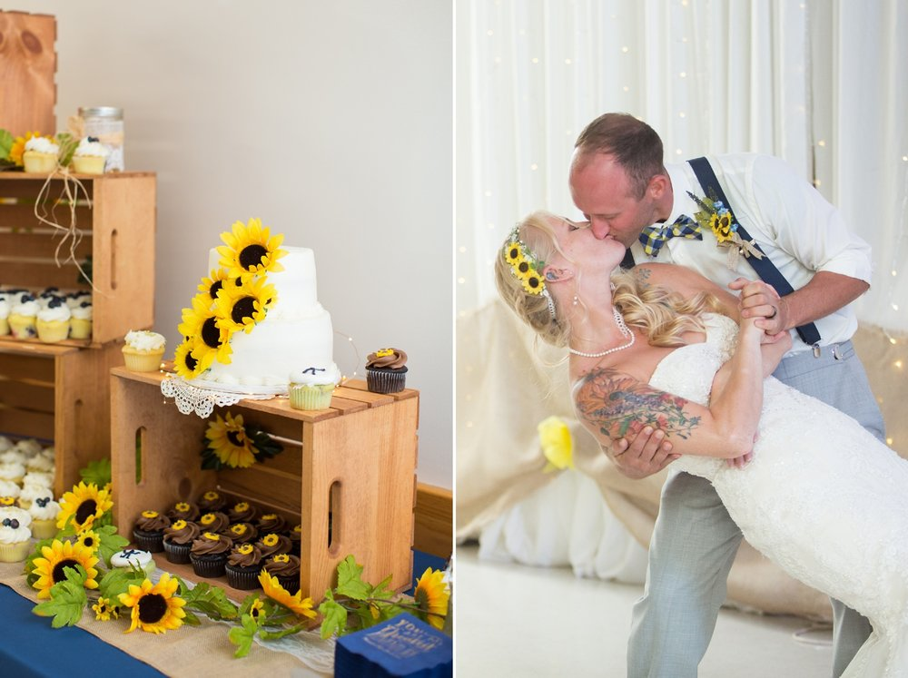 Scranton PA Wedding Photographers Sunflower Wedding Photos_0126.jpg