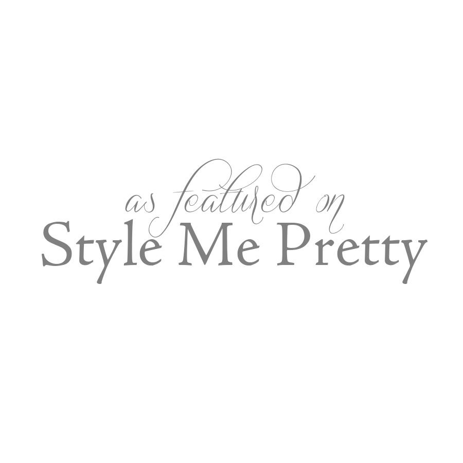Jordan DeNike Style Me Pretty