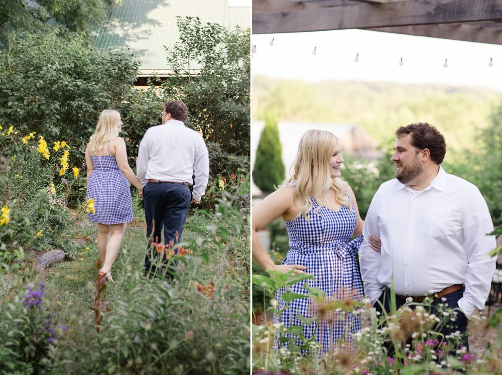 Fox Hill Farm Garden Engagement Session_0005.jpg