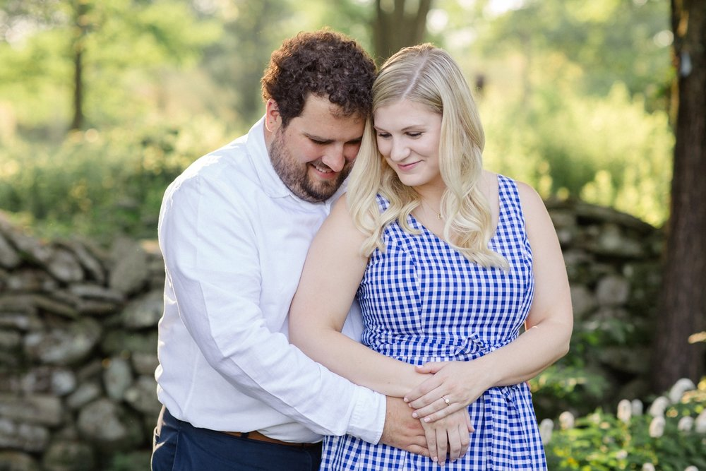 Fox Hill Farm Garden Engagement Session_0006.jpg