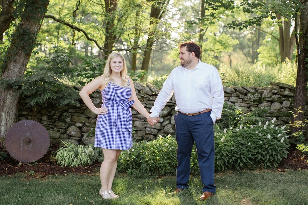 Fox Hill Farm Garden Engagement Session_0008.jpg