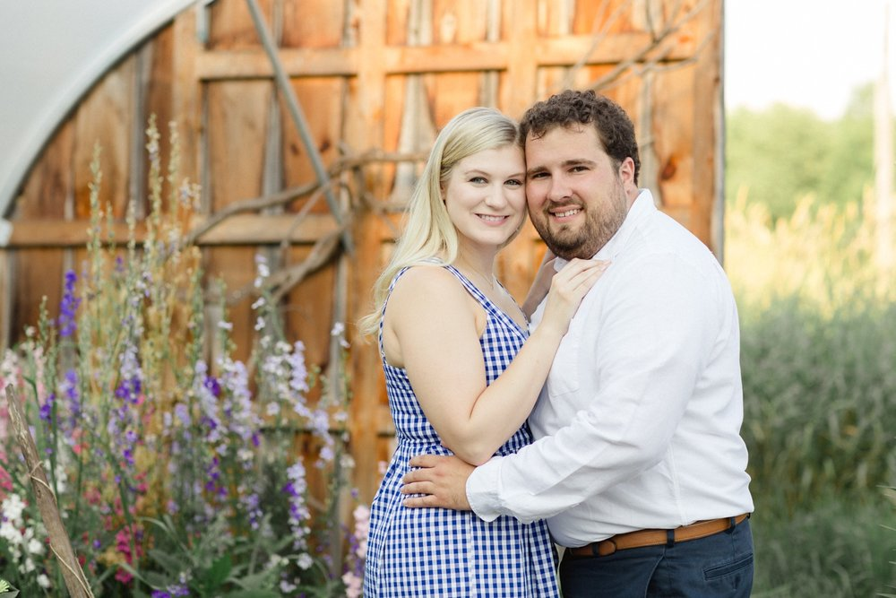 Fox Hill Farm Garden Engagement Session_0025.jpg