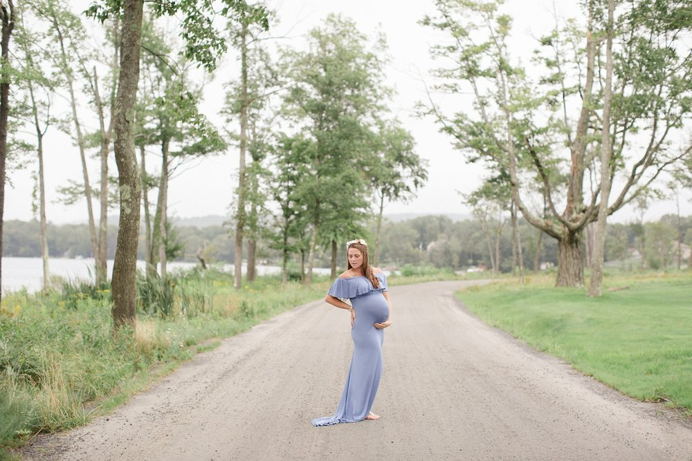 Scranton PA Maternity Photographer