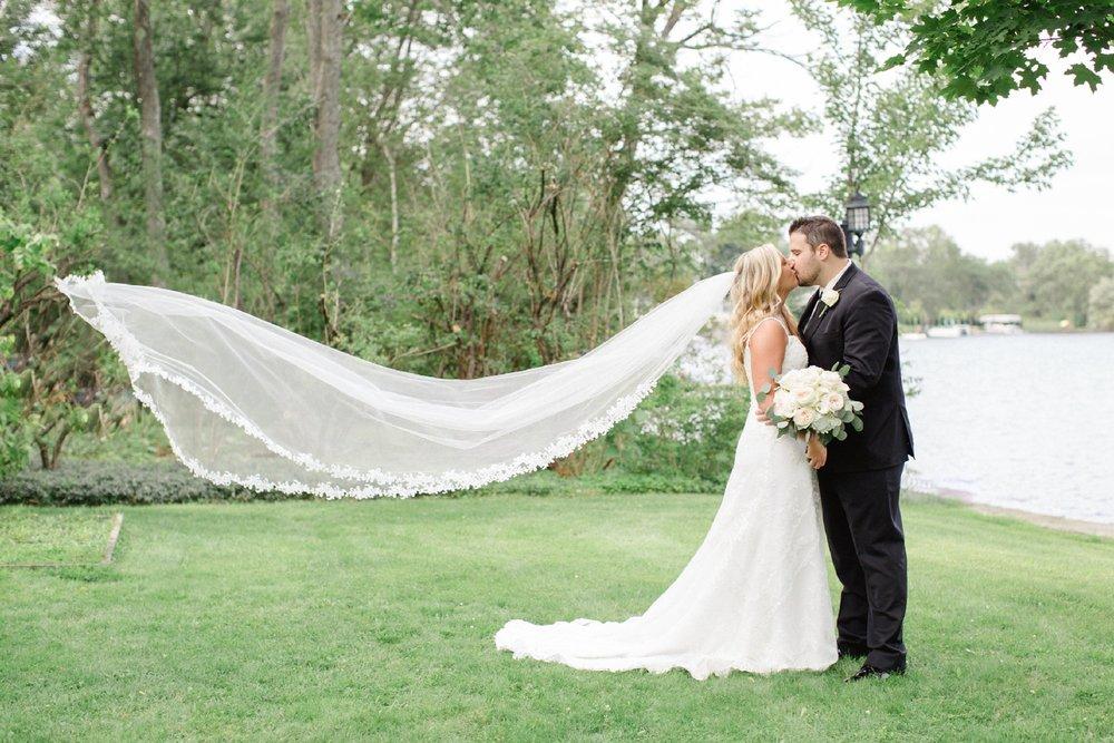 A Summer Scranton Cultural Center Wedding